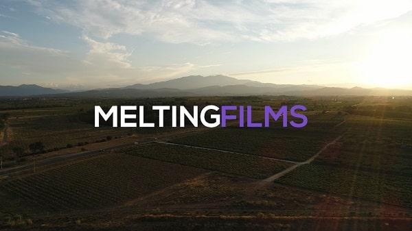 Bannière du showreele 2019 de Melting Films par notre societe de production audiovisuelle à Toulouse.