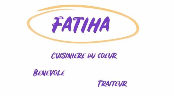 Tournage avec Fatiha par notre cameraman à Toulouse.