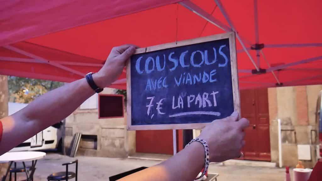 Production audiovisuelle avec Fatiha par notre societe de production audiovisuelle à Toulouse.