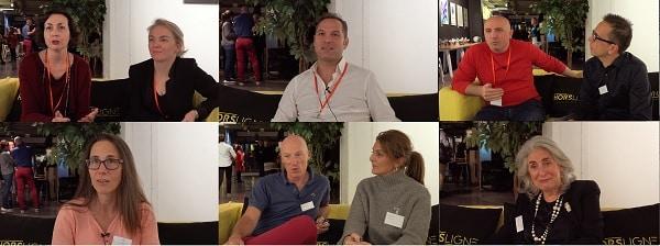 Tournage avec Linkedin Local par notre cameraman à Toulouse.