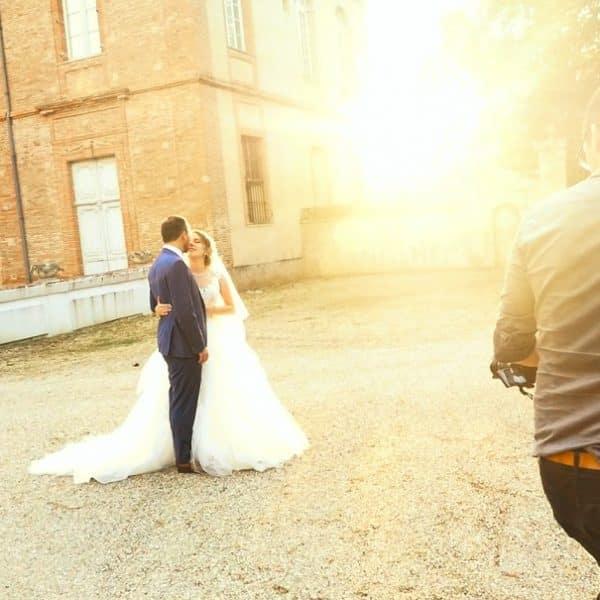 Video de mariage avec Lauriane par notre cameraman de mariage à Toulouse.