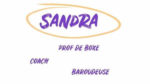 Captation video pour Sandra par notre videaste à Toulouse.