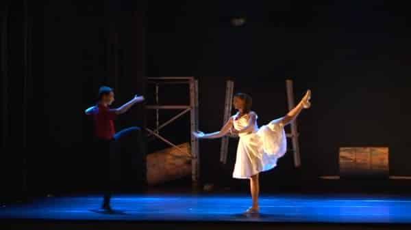 Tournage avec Video Danse par notre videaste à Toulouse.