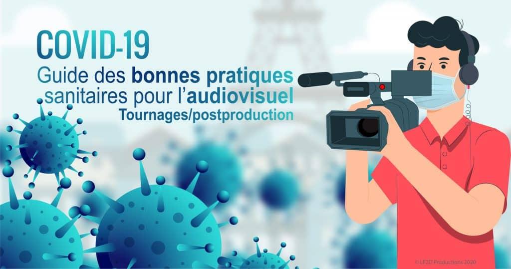 Production audiovisuelle durant la crise sanitaire par notre societe de production audiovisuelle à Toulouse.
