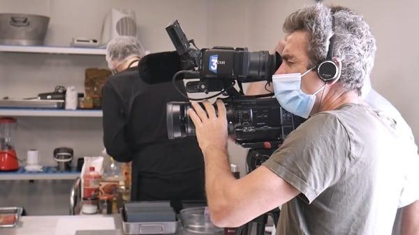 Interview video pour Cap'éco par notre prestataire audiovisuel à Toulouse.
