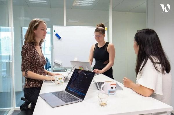 Tournage avec Botdesign par notre prestataire audiovisuel à Toulouse.