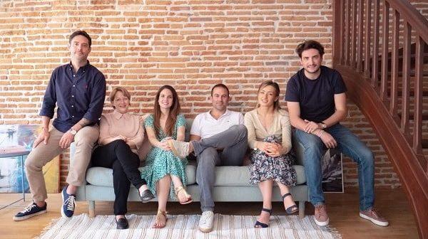 Portrait video pour Hashtag Bonheurpar notre prestataire audiovisuel à Toulouse.